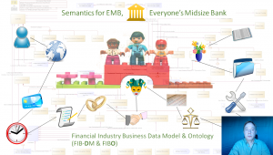 Semantics for midsize Banks (video cover page)
